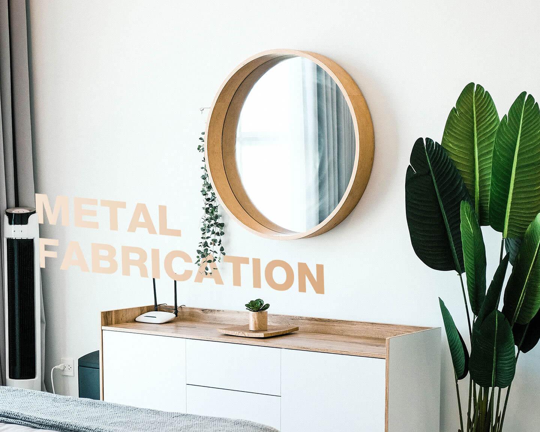 steel fabrication and interior design