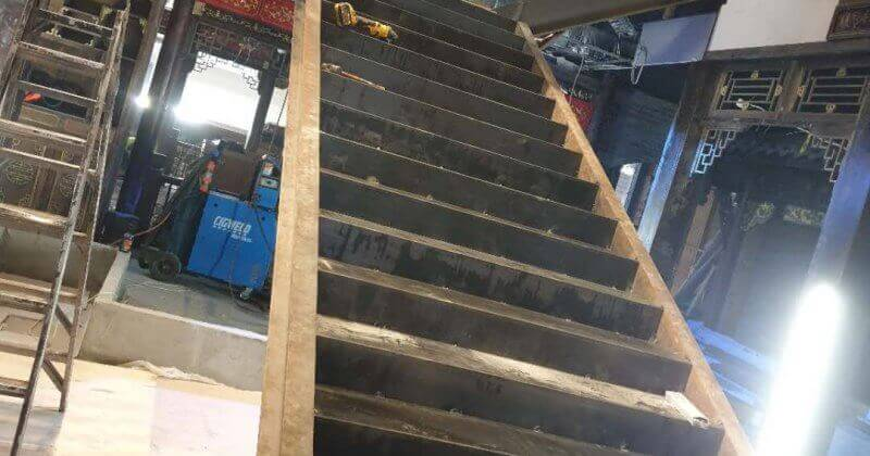 steel stairs services in melbourne