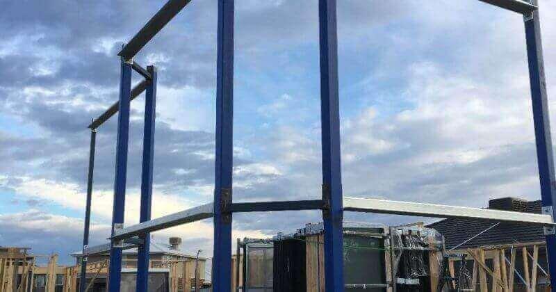 steel welding in melbourne